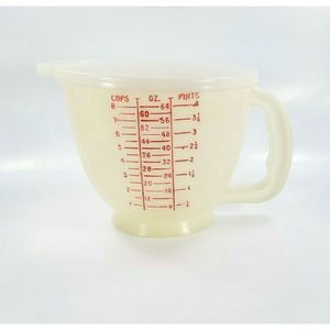 Tupperware Mix-N-Stor Store#500-2 8 Cup Bowl